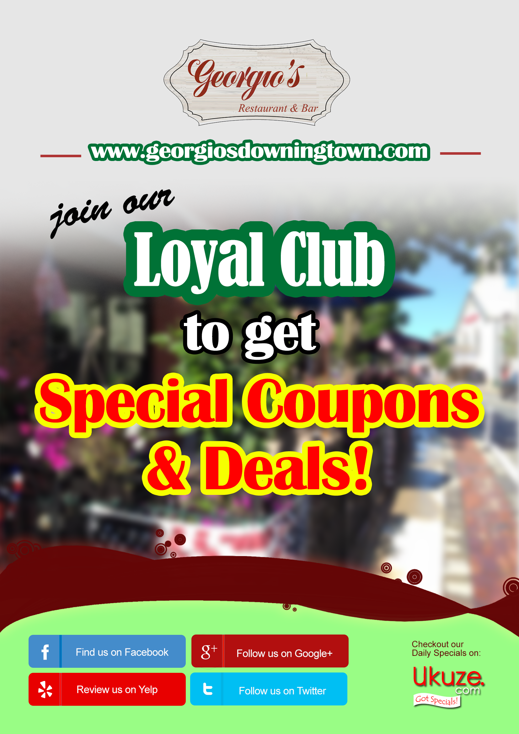restaurant coupons downingtown pa